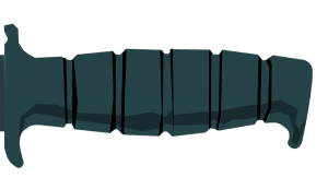 Survival Messer Griff
