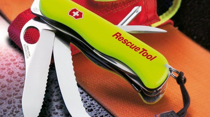 Victorinox Rescue Tool Rettungsmesser