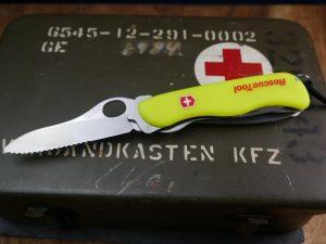 rescue tool klinge