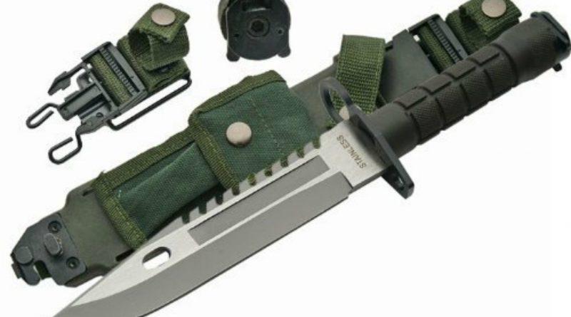 M9 Bajonett Orginal Us Army Usmc Von Ontario Smith