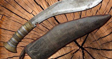 kukri gurkha messer machete