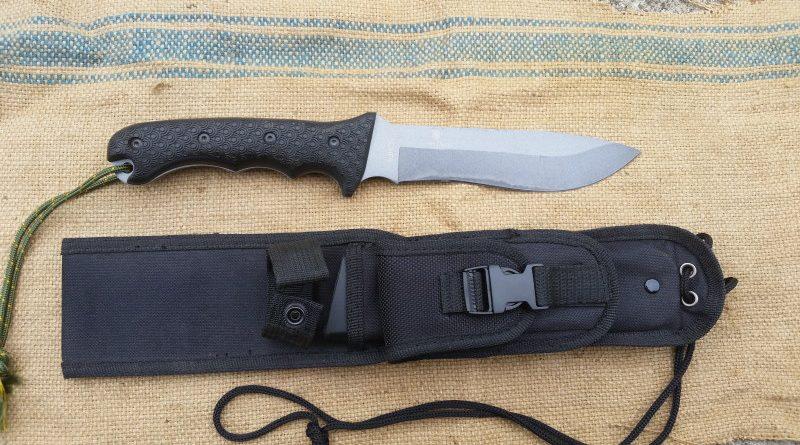 schrade schf9 Extreme Survival Knife überleben überlebensmesser