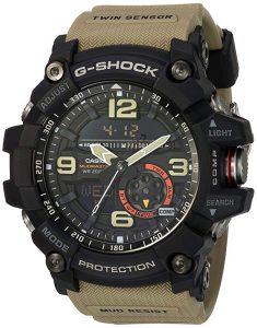 casio taktische Uhren GG-10000 Survival einsatz militärische Uhr bushcraft prepper